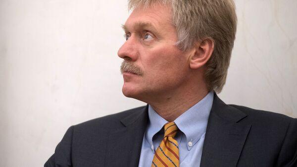 Пресс-секретарь президента РФ Дмитрий Песков - Sputnik Česká republika