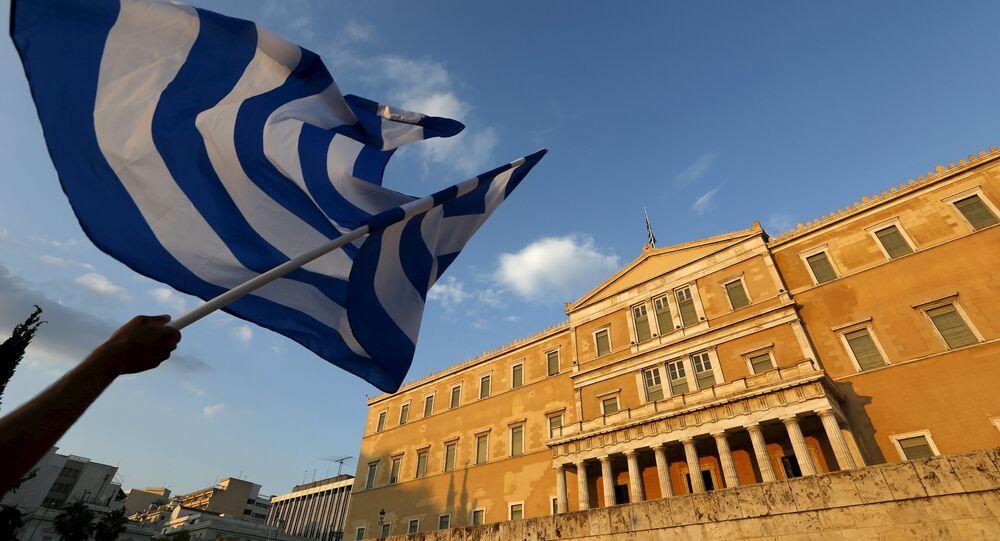 Situace v Řecku