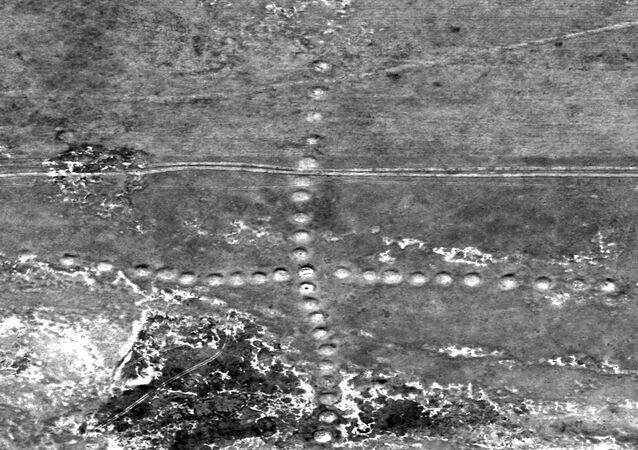 Geoglify na území Kazachstánu