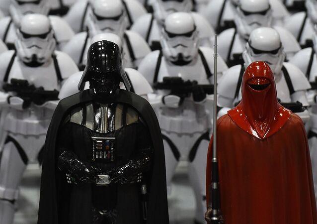 Postavičky hrdinů Star Wars