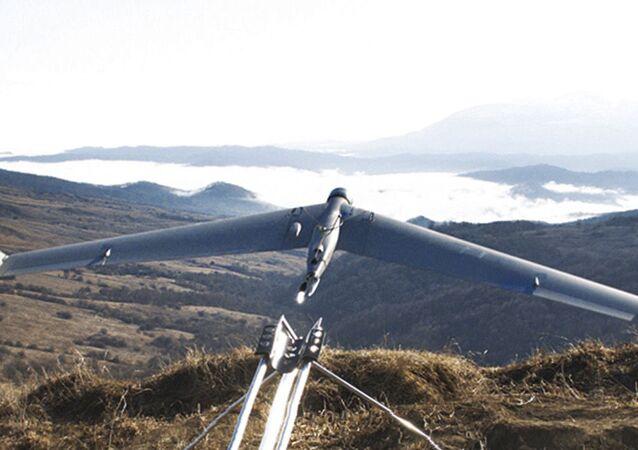 Dron ZALA koncernu Kalašnikov