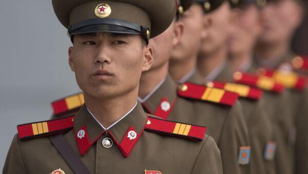 Severokorejští vojáci - Sputnik Česká republika