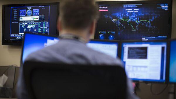 Americký odborník na kybernetické hrozby. Illustrační foto - Sputnik Česká republika