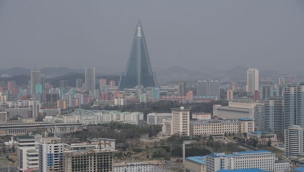 Pchjongjang - Sputnik Česká republika