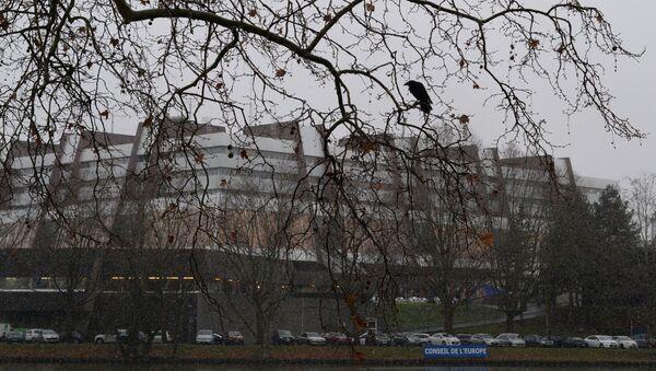 Palác Evropy ve Štrasburku - Sputnik Česká republika