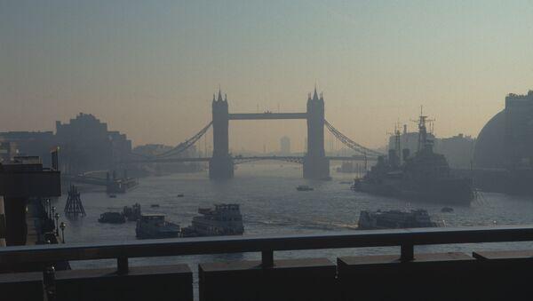 Pohled na Londýn - Sputnik Česká republika