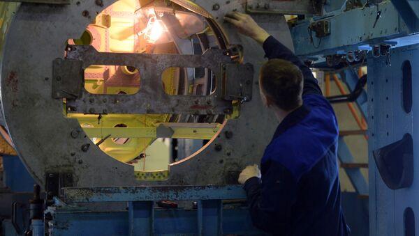 Dílny leteckého závodu Sokol - Sputnik Česká republika