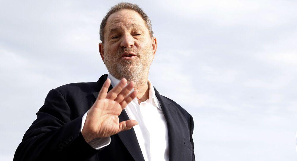 Producenta Harvey Weinstein