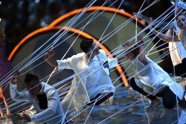 Oslava mládí: Festival mládeže a studenstva v Soči - Sputnik Česká republika