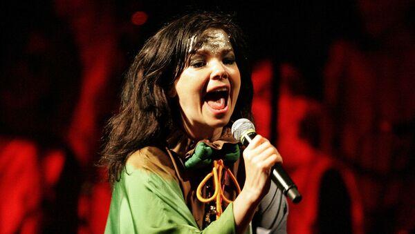 Björk - Sputnik Česká republika