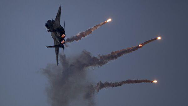Izraelský letoun - Sputnik Česká republika