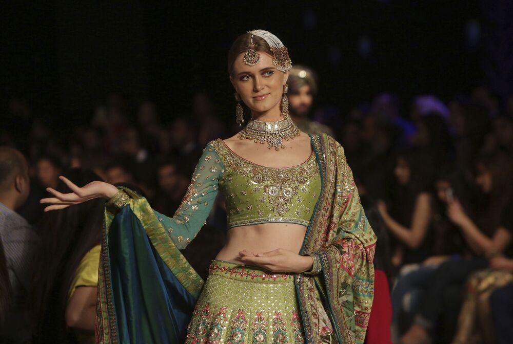 Svatební móda Pákistánu