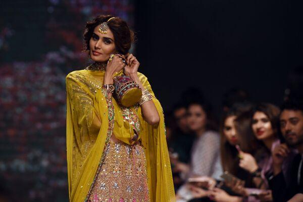Svatební móda Pákistánu - Sputnik Česká republika