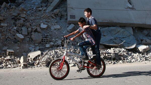 Damašek, Sýrie. Ilustrační foto - Sputnik Česká republika