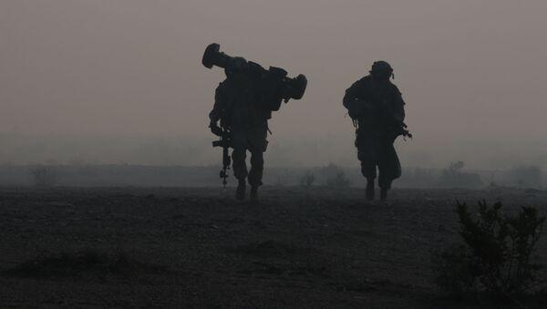 Američtí vojáci - Sputnik Česká republika