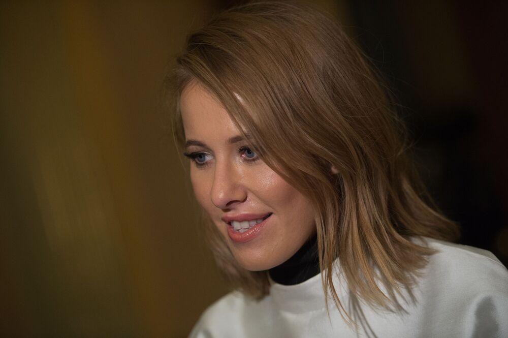 Blondýnka z showbyznysu novou prezidentkou Ruska?