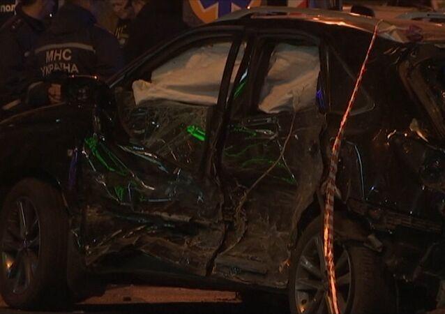 Video neštěstí v Charkovu