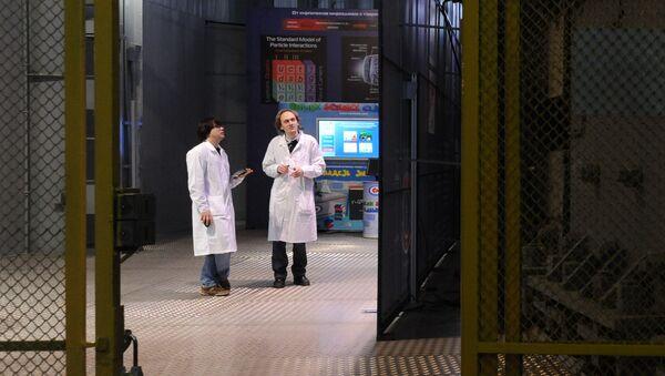 Ruští fyzici - Sputnik Česká republika