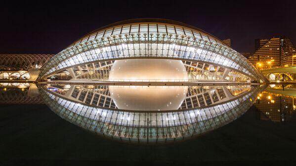 Dort nebo budova? Najděte shody a rozdíly - Sputnik Česká republika