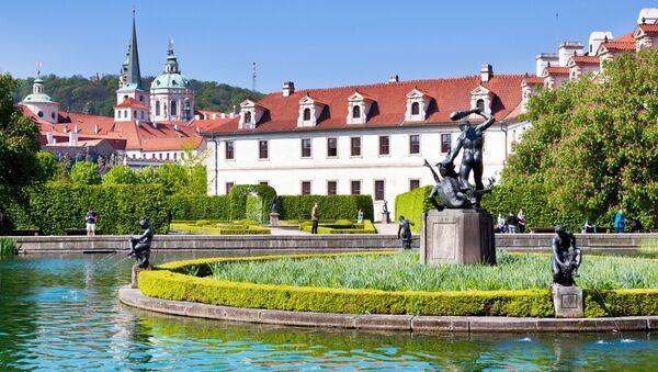 Valdštejnský palác, sídlo Senátu Parlamentu České republiky - Sputnik Česká republika