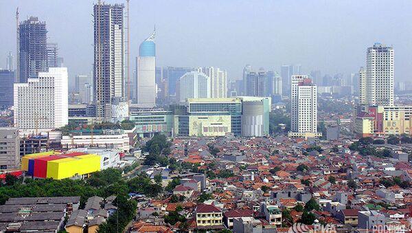 Jakarta - Sputnik Česká republika