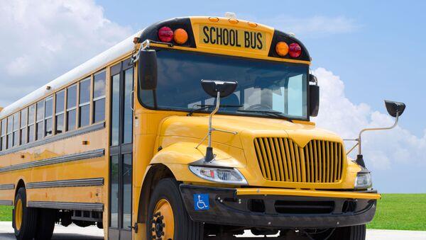 Americký školní autobus - Sputnik Česká republika
