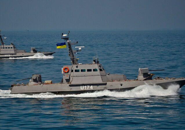 Obrněné čluny Akkerman a Berďansk
