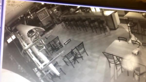 """V americké restauraci videokamery natočily """"přízrak"""" - Sputnik Česká republika"""