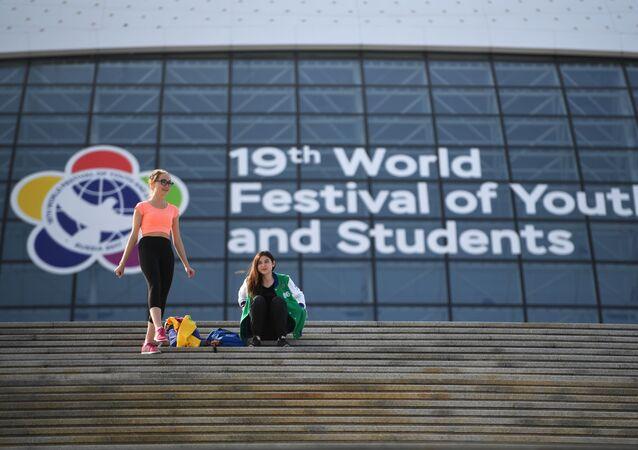 Festival mládeže a studentstva v Soči