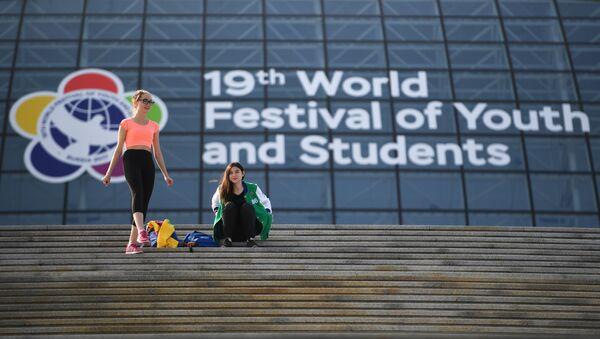 Festival mládeže a studentstva v Soči - Sputnik Česká republika