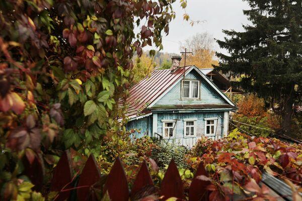 Soukromá vila v městě Ples - Sputnik Česká republika