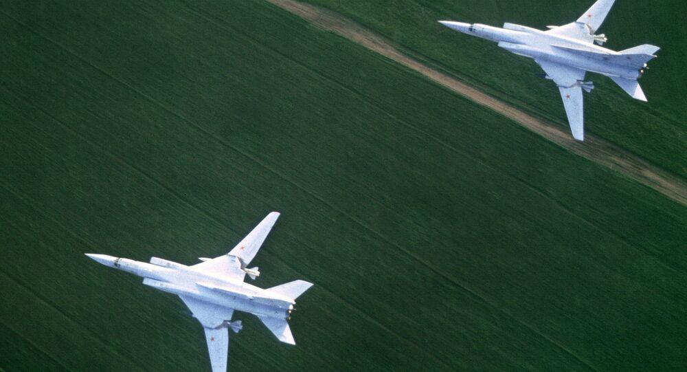 Bombardér Tu-22