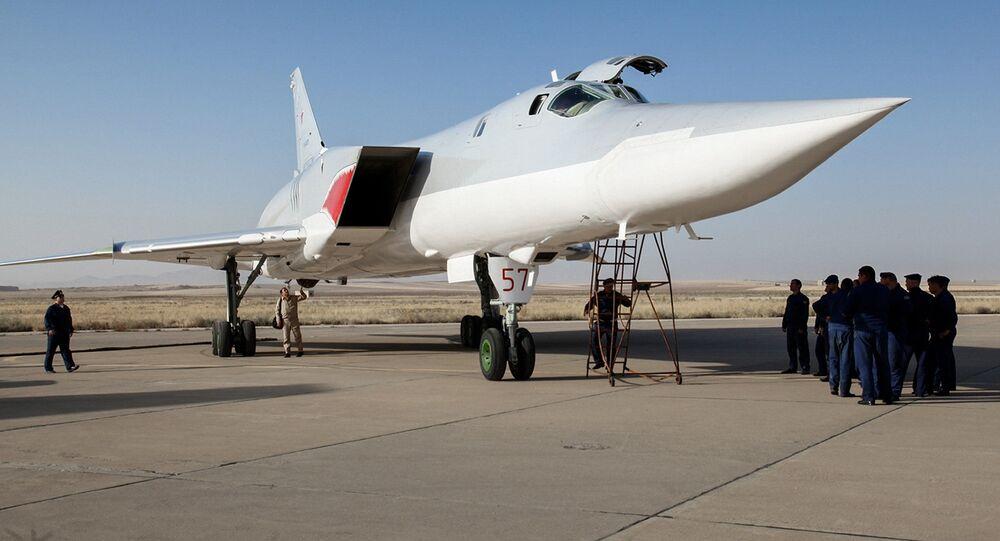 Bombardér Tu-22M3