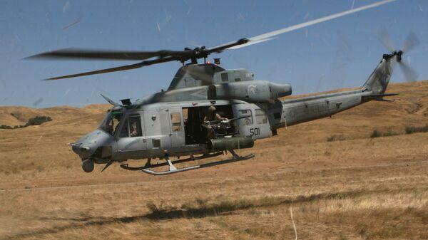 Vrtulník UH-1Y Venom - Sputnik Česká republika