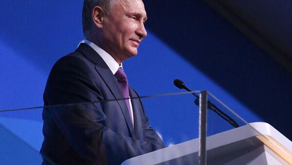 Vladimir Putin. Ilustrační foto - Sputnik Česká republika