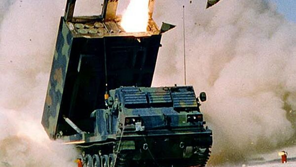 Raketový komplex ATACMS - Sputnik Česká republika