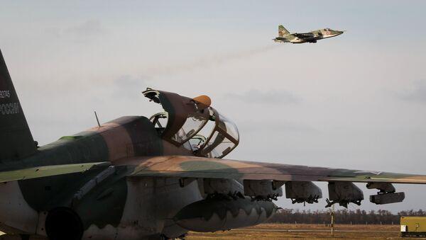 Su-25UB - Sputnik Česká republika