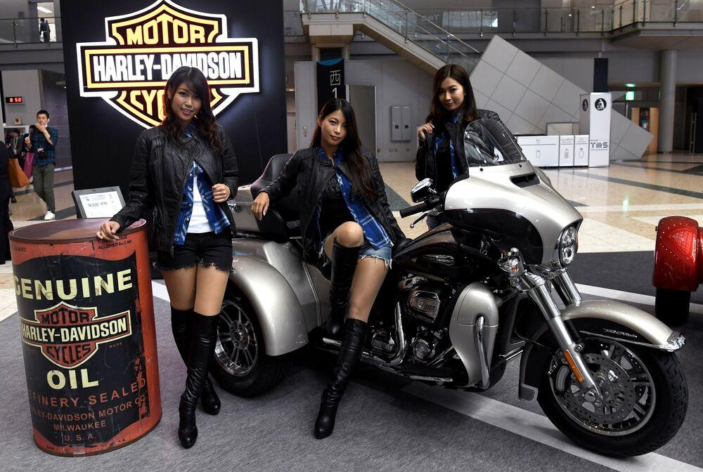 Tokijský autosalon