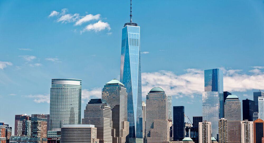Výhled na New York