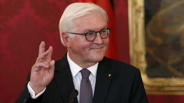 Президент Германии Франк-Вальтер Штайнмайер - Sputnik Česká republika