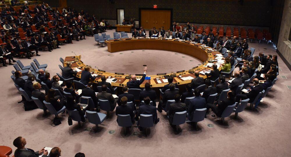 Zasedání RB OSN