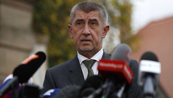 Andrej Babiš. Ilustrační foto - Sputnik Česká republika