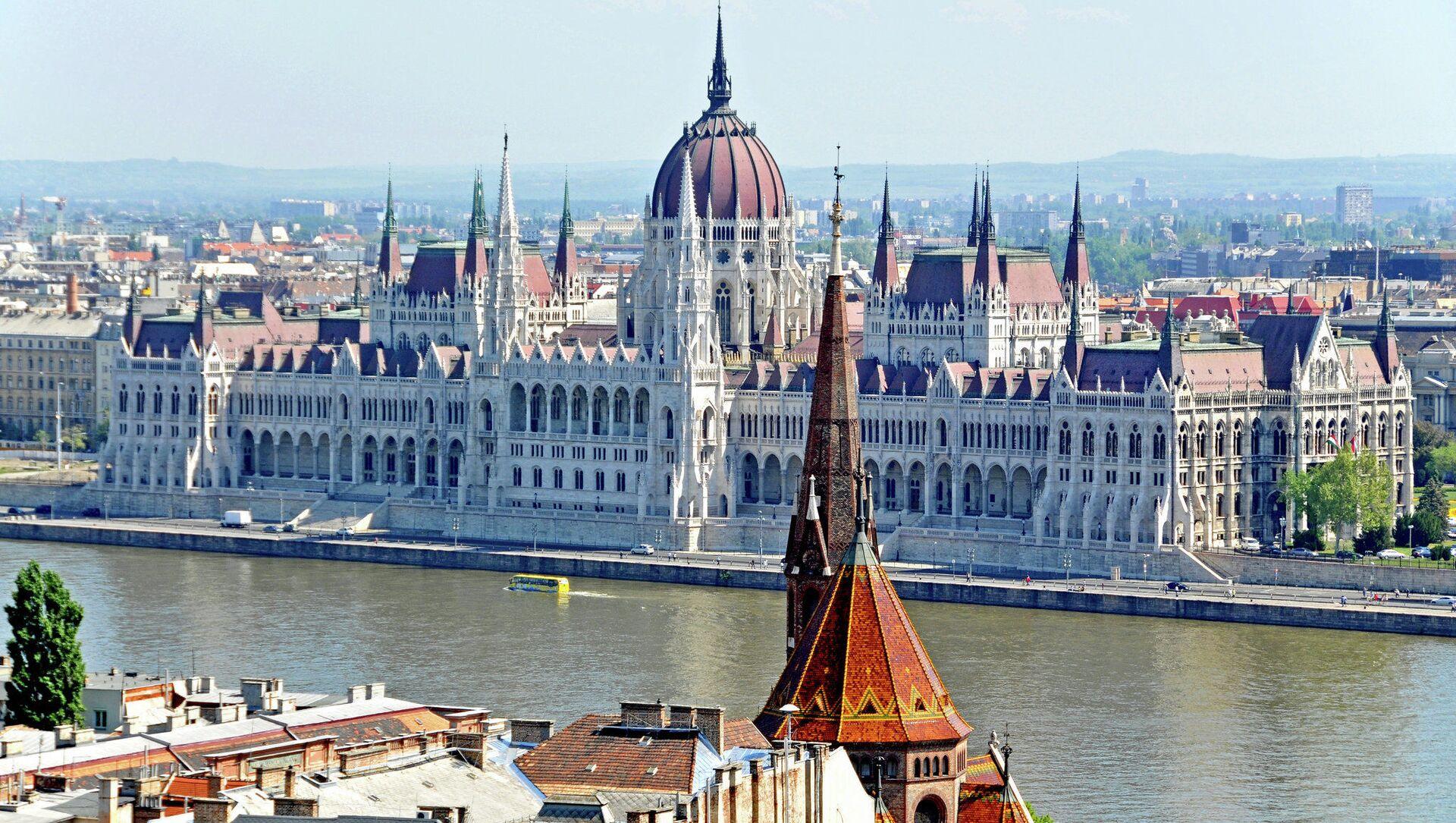 Budapešť - Sputnik Česká republika, 1920, 13.02.2021