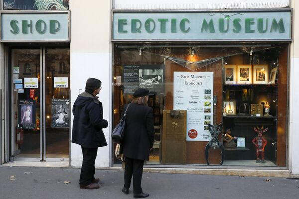 Jen pro dospělé: erotická muzea z celého světa - Sputnik Česká republika