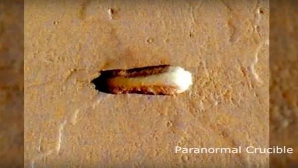 Ufologové našli na Marsu kosmickou loď. Video - Sputnik Česká republika