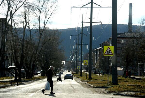 Města Ruska: Nikolajevsk na Amuru - Sputnik Česká republika