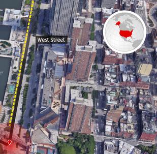 Teroristický útok v New Yorku