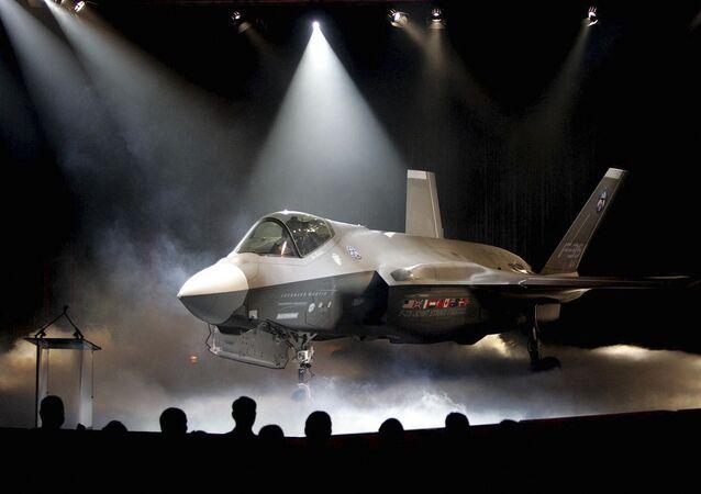 Stíhací letoun F-35