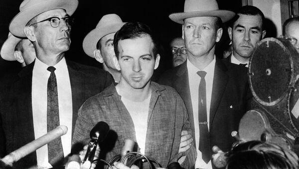 Lee Harvey Oswald - Sputnik Česká republika