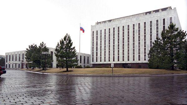 Velvyslanectví Ruska ve Washingtonu - Sputnik Česká republika